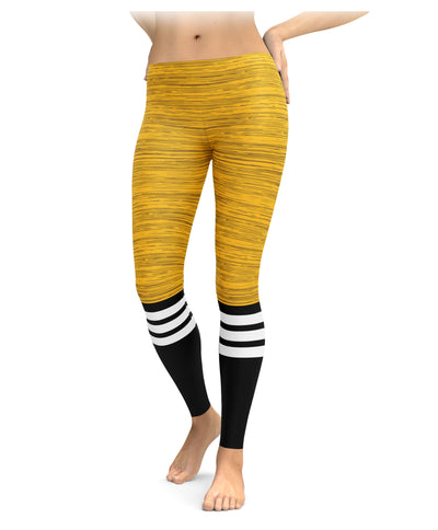 "Pittsburgh Calf High ""Socks""  Leggings"