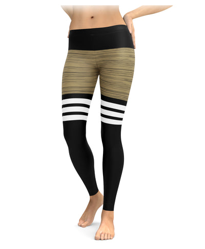 New Orleans Thigh High Leggings