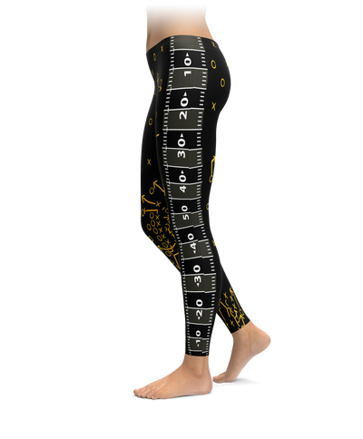 Pittsburgh Field Leggings