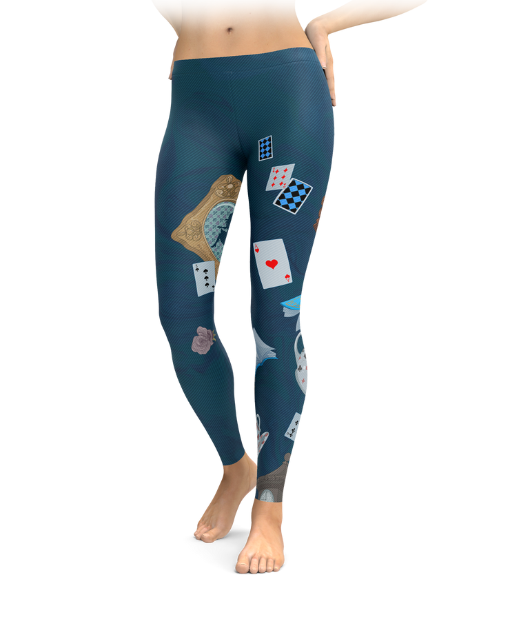 Curiouser & Curiouser Leggings