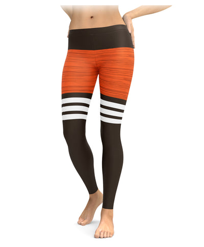 Cleveland Thigh High Leggings