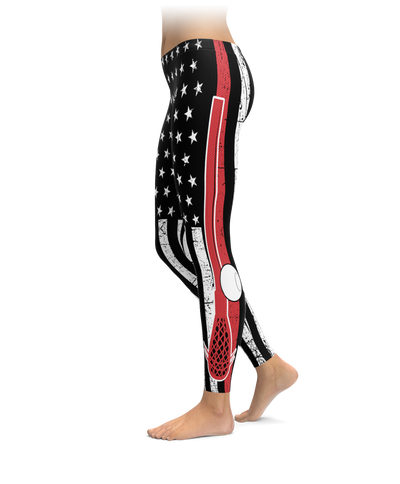 Lacrosse Thin Line Leggings