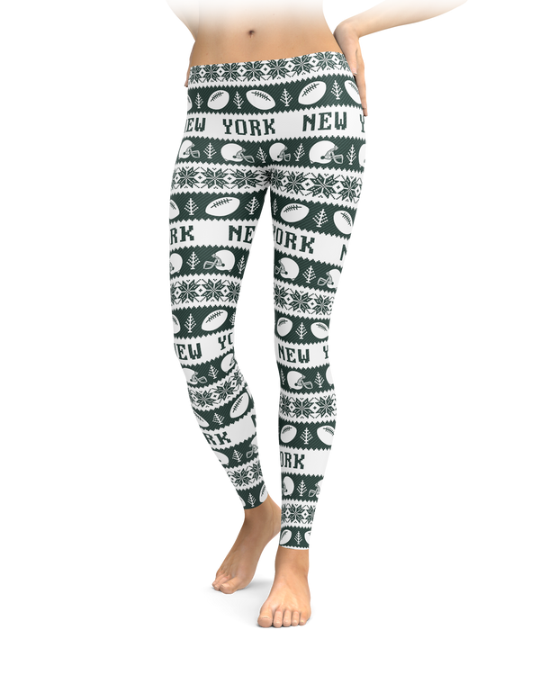 Nordic New York Leggings