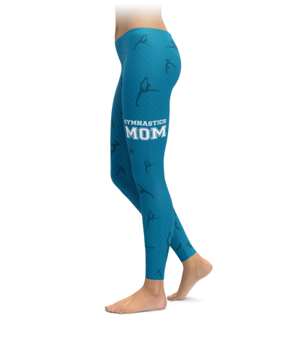 Gymnastics Mom Leggings