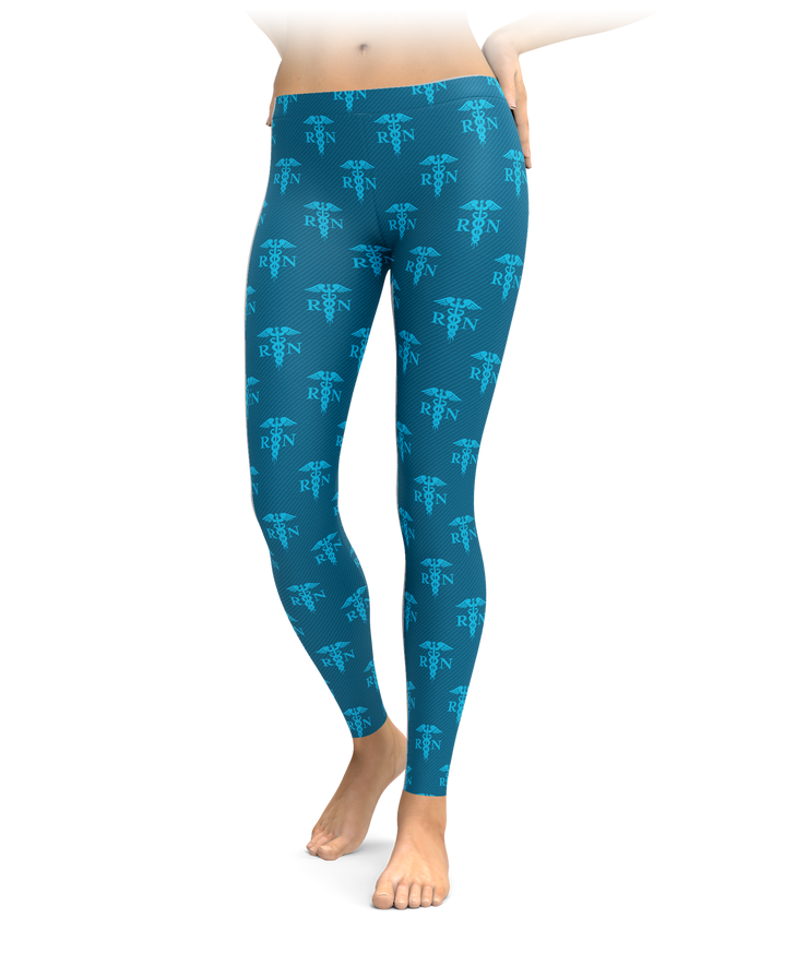 RN Caduceus Leggings