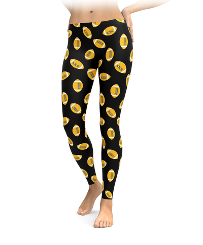 Pittsburgh Football Leggings