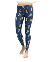 Adorable Beagle Leggings