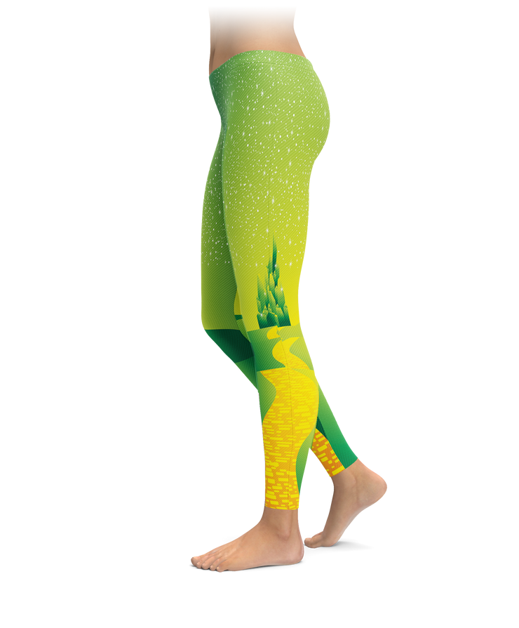 Emerald City Leggings