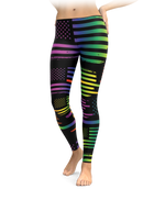 Gay USA Leggings