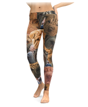 Shar Peis on Shar Peis on Shar Peis Leggings