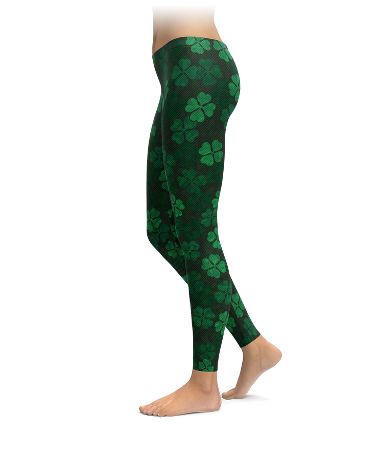 Shamrock Forest Leggings