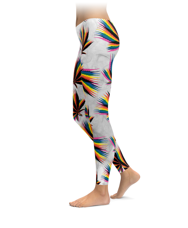 Rainbow Highness Leggings
