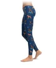 Adorable Doberman Leggings