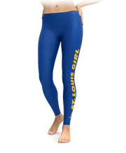 St. Louis Girl Hockey Leggings