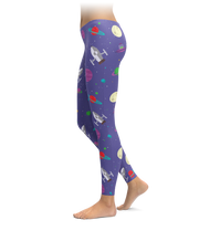 Infinity Space Ranger Leggings
