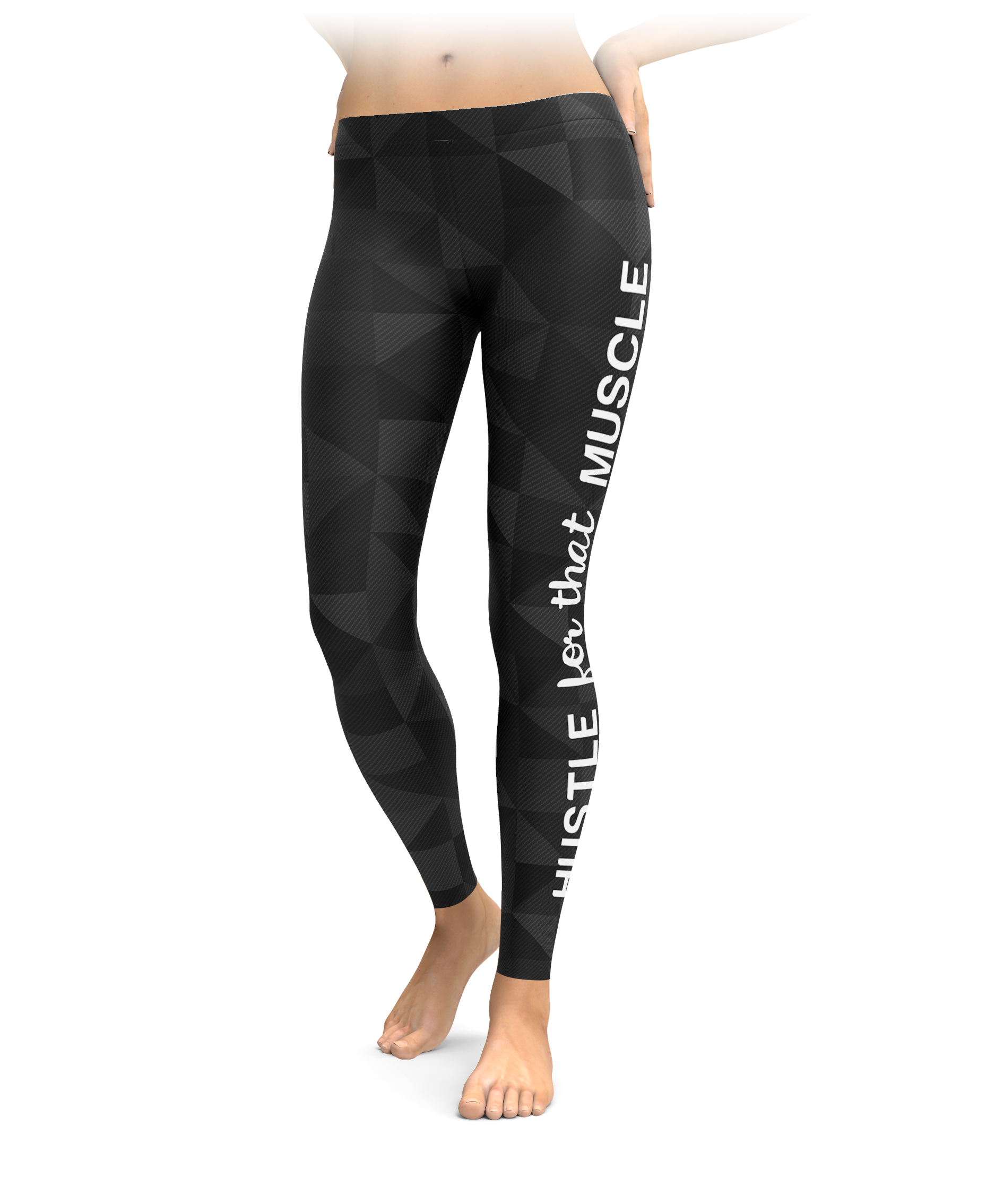 Hustle For That Muscle Leggings