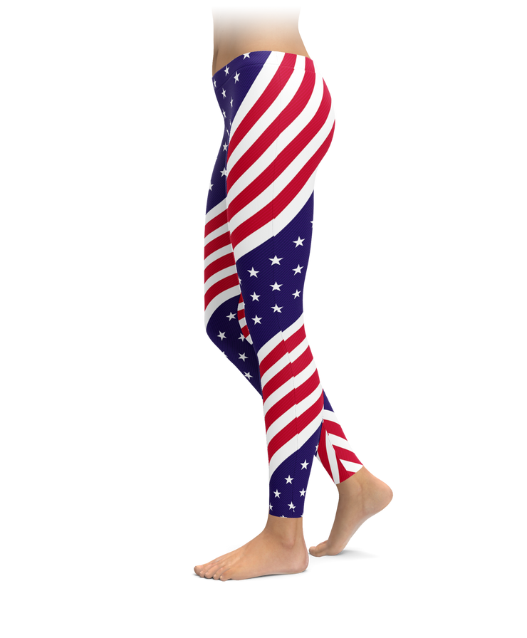 American Pride Leggings