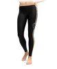 Rainbow Heart Stripe Leggings