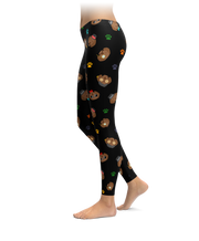 Cute 'N' Fancy Dachshund Leggings