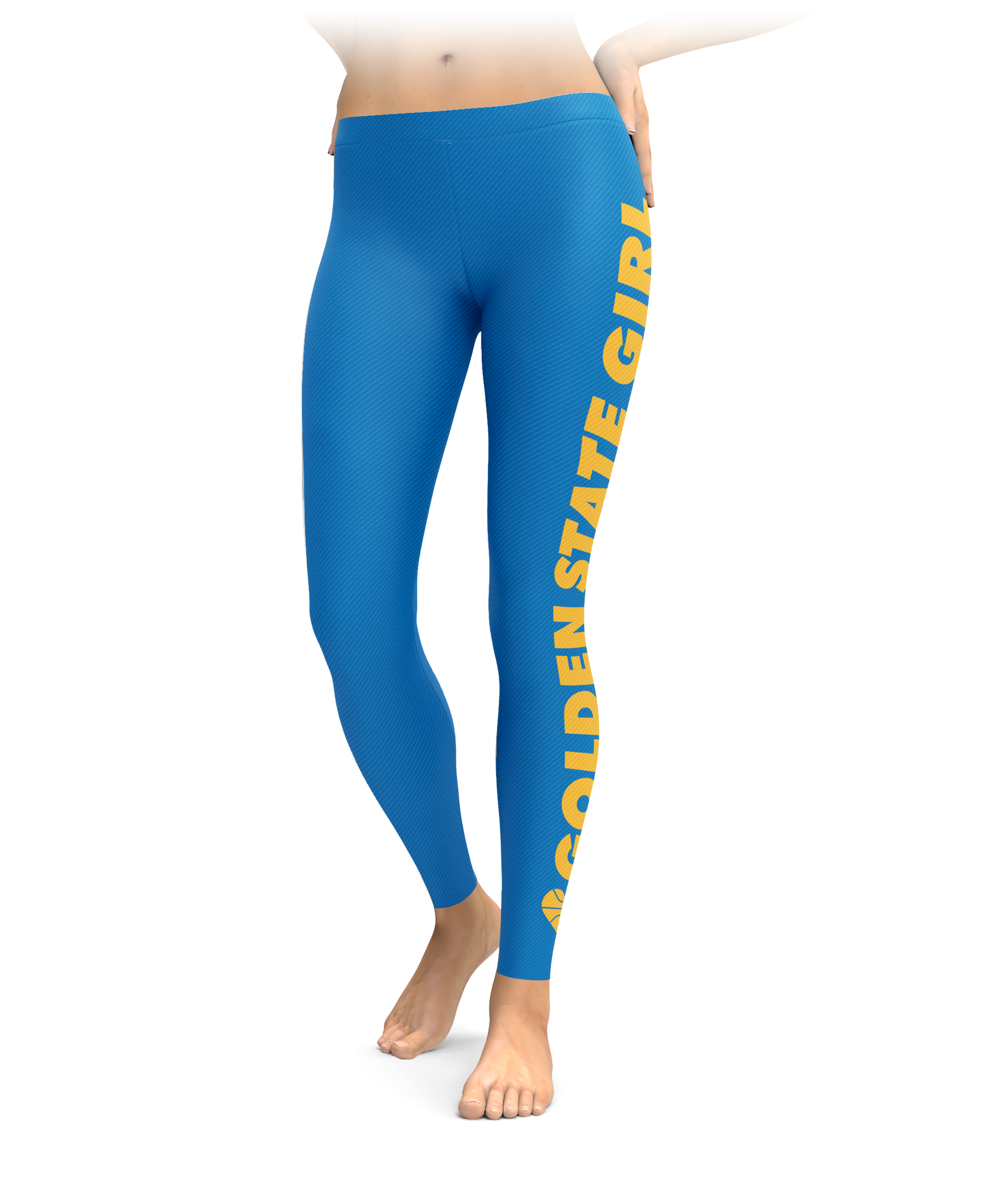 Golden State Girl Leggings