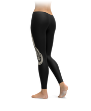 Winged Wheel Leggings