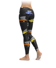 Muscle Car Leggings