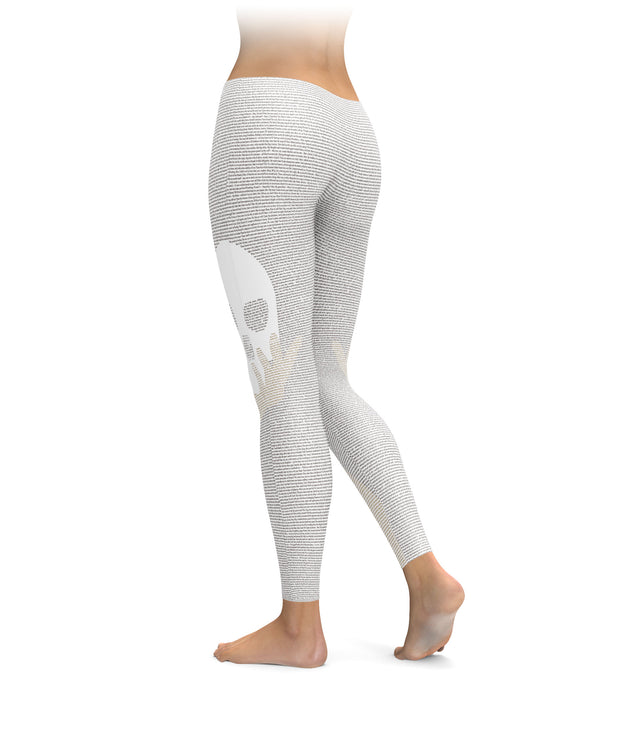 To Be Or Not To Be Leggings