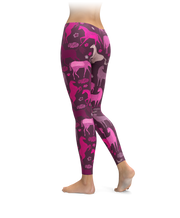 Grazing Horse Leggings