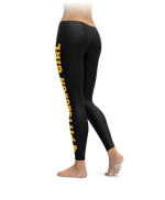 Pittsburgh Girl Baseball Leggings