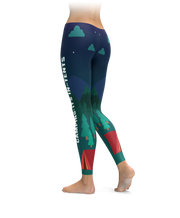 Camping: It's In-Tents Leggings