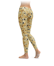 Doge Collage Leggings
