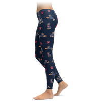 Adorable Yorkie Leggings