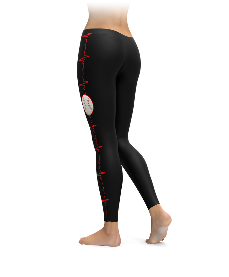 Baseball Lifeline Leggings