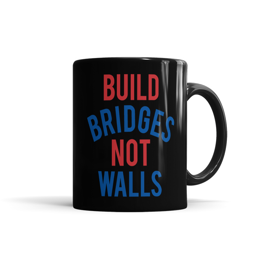 build bridges not walls essay A mexican cultural center that builds bridges, not walls, with the us tijuana's cecut draws southern californians by programming with cross-border appeal.