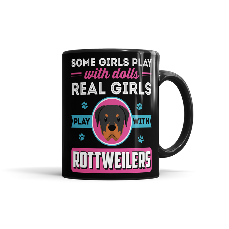 Real Girls Play With Rottweilers