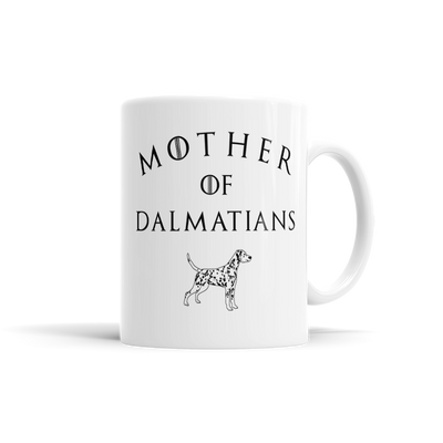 Mother of Dalmatians