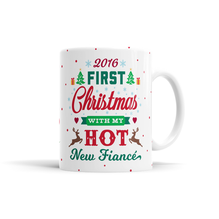 2016: First Christmas With My Hot, New Fiance