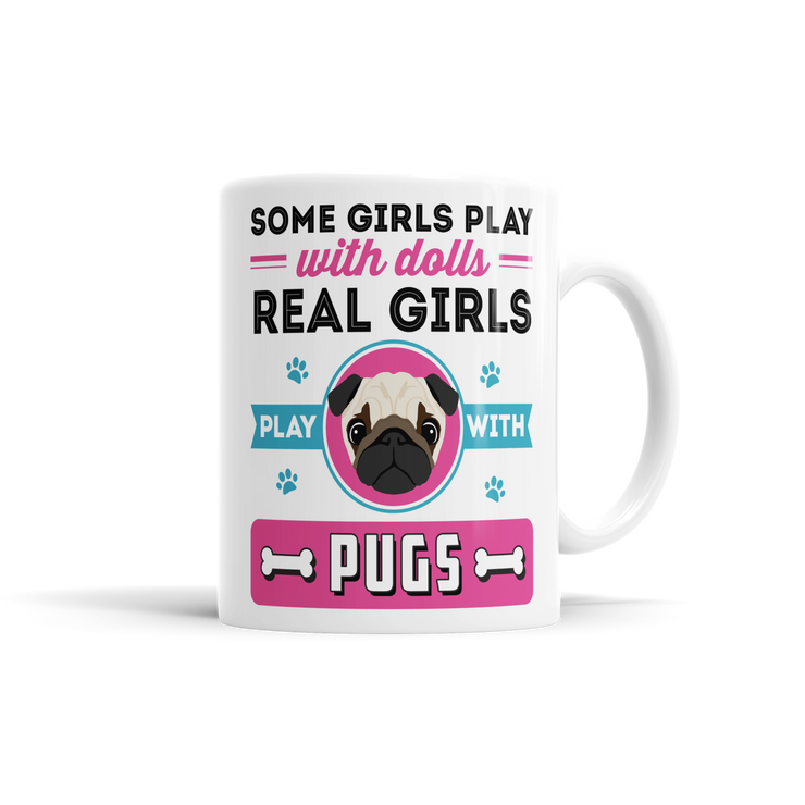 Real Girls Play With Pugs