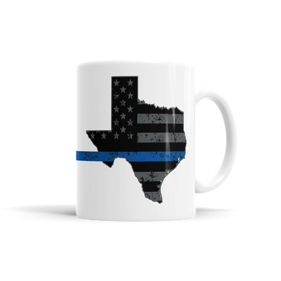 TX Thin Blue Line