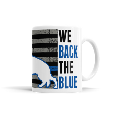 We Back The Blue