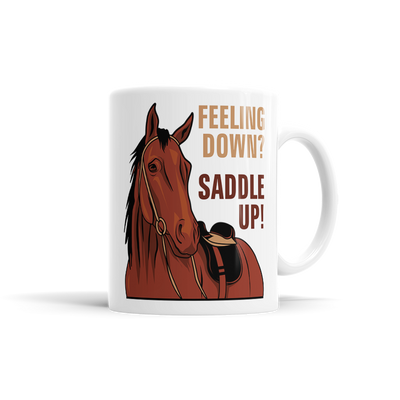 Feeling Down? Saddle Up!