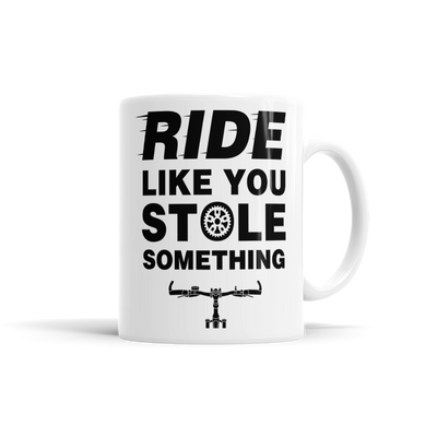 Ride Like You Stole Something