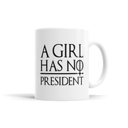 A Girl Has No President
