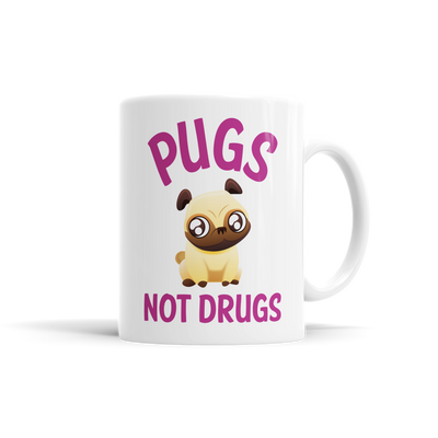 Pugs, Not Drugs