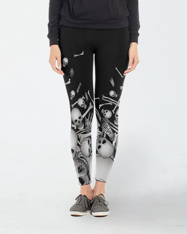 Pile O' Bones Leggings