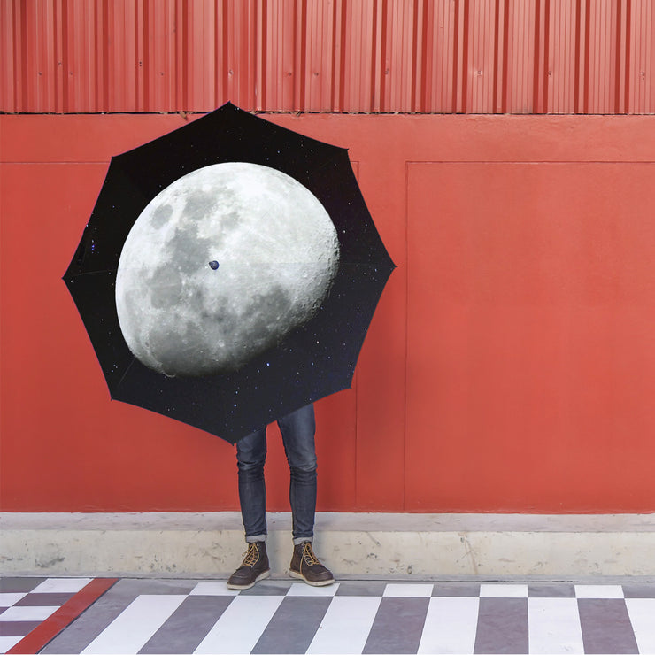 The Moon Foldable Umbrella