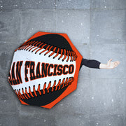 San Francisco Baseball Foldable Umbrella