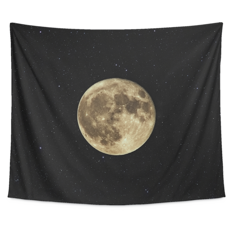 Full Moon Tapestry