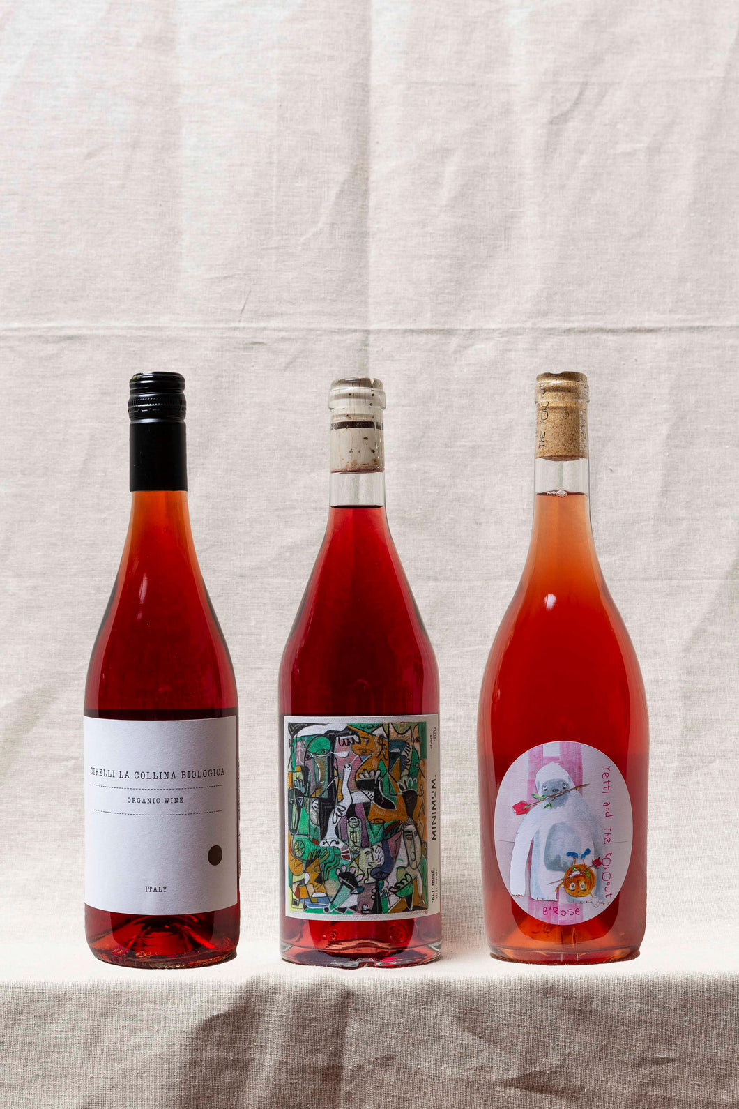 Rosé Pack - Bud Of Love Wine Store