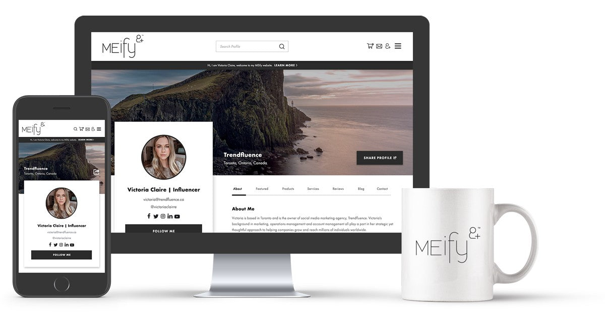 MEify FREE Shopify Theme for Lifestyle Brands